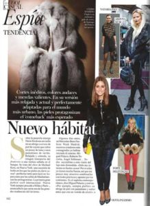 Vogue Noviembre 2012